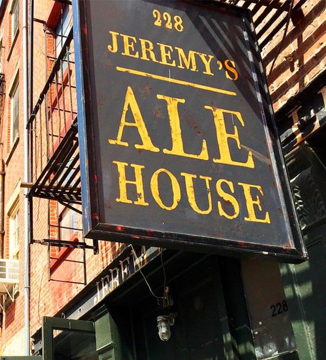 Jeremey's Ale House
