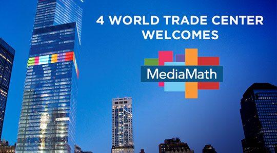 MediaMath to Move to 4 World Trade Center