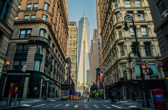Lower Manhattan vacancy drops to lowest number since 2014