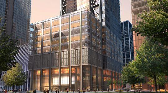 Silverstein Funding Deal Jump-Starts Trade Center Tower