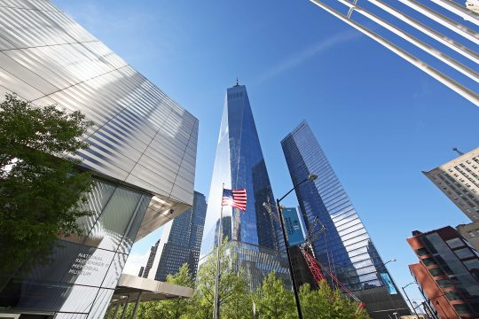 17 years after 9/11, Financial District having a residential renaissance