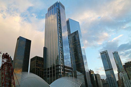 3 WTC Exterior 6