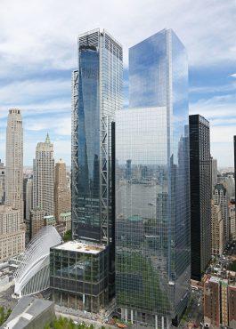 3 WTC Exterior 7