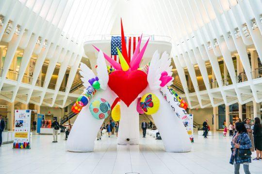 WTC Celebrates Pride