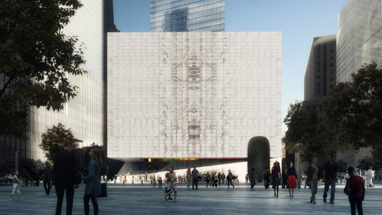 World Trade Center Arts Project Finds New President