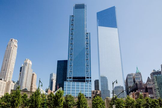 Nationally Ranked Law Firm Cozen O'Connor Signs 77,000-Square-Foot Lease at 3 World Trade Center