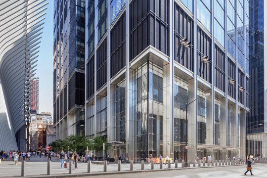 Silverstein Properties Lands 103K SF Tenant at 3 WTC