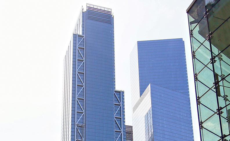Blue Wolf Capital Signs Lease To Move to 3 World Trade Center